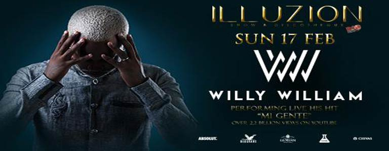 Willy William at Illuzion Phuket