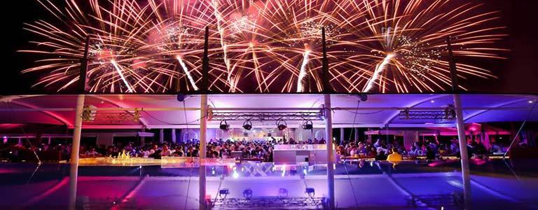 New Year's Eve Xana Beach Party