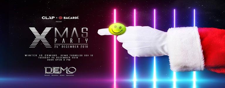 XMAS party at DEMO