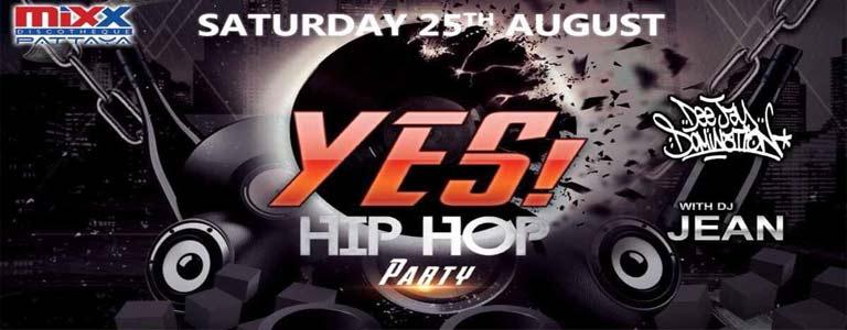 Mixx Pattaya presents YES Party