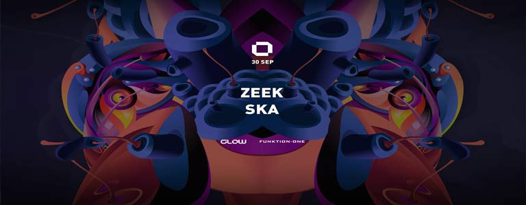 GLOW Sunday Sessions w/ Zeek & Ska