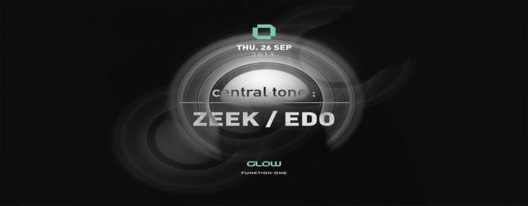 Central tone w/ Zeek & Edo at GLOW