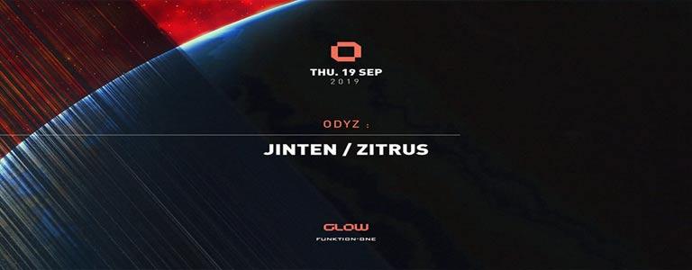 GLOW Thursday w/ Jinten & Zitrus