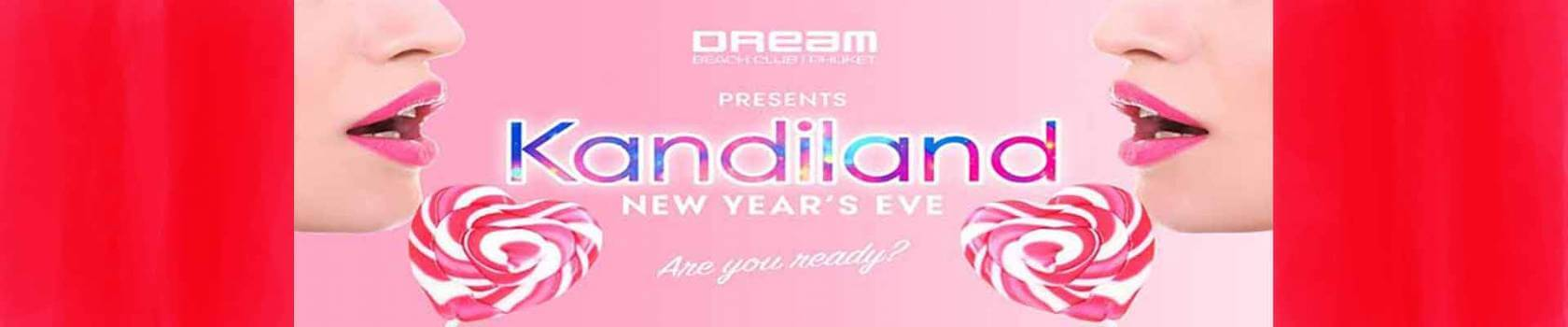 Dream Beach Club presents Kandiland