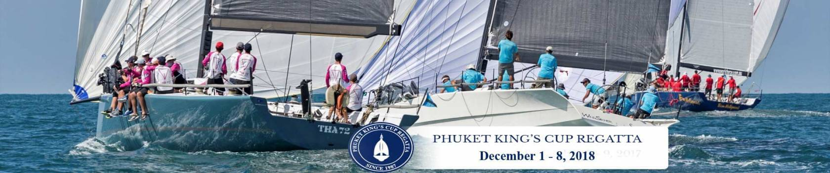 Phuket King's Cup Regatta 2018