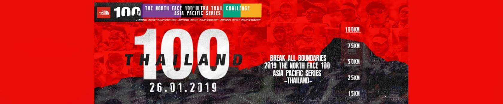 The North Face 100® Thailand 2019