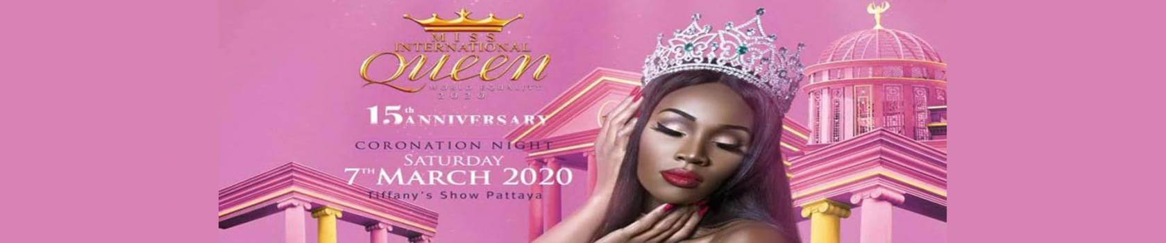 Miss International Queen 2020 Coronation Night