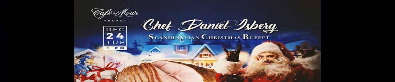 Chef Daniel Isberg Scandinavian Christmas Buffet