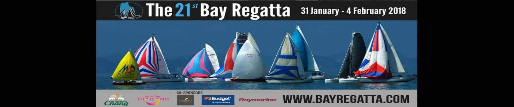 The 21st Bay Regatta Phuket