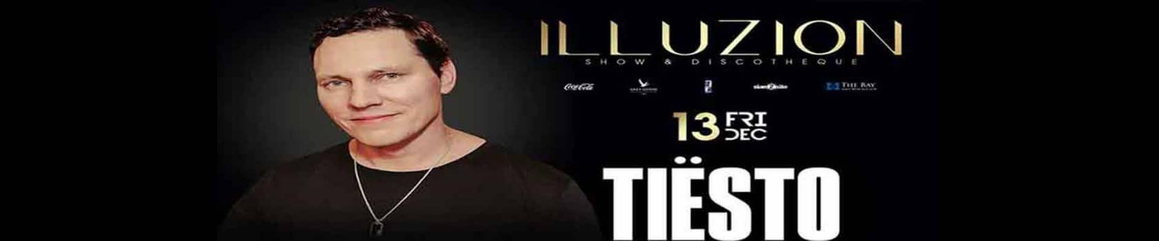 Tiësto at Illuzion Phuket