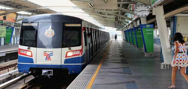 How to Use BTS Skytrain in Bangkok