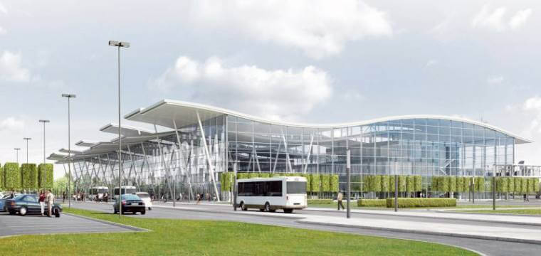 Phuket International Airport New Terminal