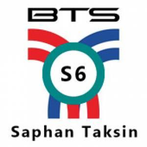 Saphan Taksin BTS Station