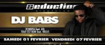 DJ Babs au Seduction Night-Club