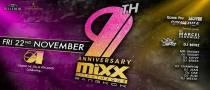 MiXX Bangkok 9 Years Anniversary