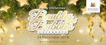 """Christmas Eve Gala Dinner : """"Baubles and Bubbles"""""""