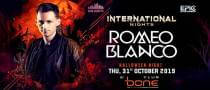 International Nights: Romeo Blanco at Bone Pattaya
