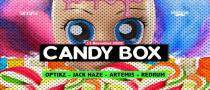 Spray: CANDY BOX at Mustache