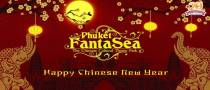 Chinese New Year Celebration at Phuket FantaSea