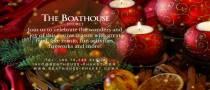 Festive Celebrations at The Boathouse