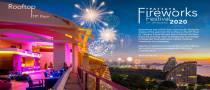 Pattaya Fireworks Festival 2020 at Centara Grand Mirage