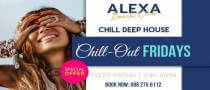 Chill-Out Fridays | Alexa Beach Club Pattaya