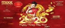 MiXX Chinese New Year 2020 Party
