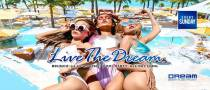 Sunday Brunch & Pool Party at Dream Beach Club