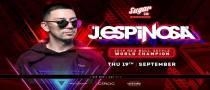 Sugar Bangkok Invites: J Espinosa