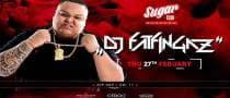 Sugar Club invites: DJ FatFingaz