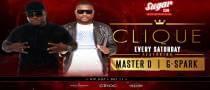 Sugar Bangkok Presents: Clique with Master D & G-Spark