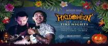 Halloween Sky High Tiki Night w/ Giffard at Moon Bar