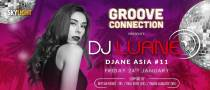 Groove Connection with DJ Luane