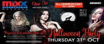 Mixx Pattaya pres.Halloween Party