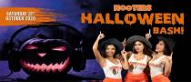 Hooters Halloween Bash