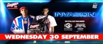 Invasion Wednesday with DJ Golfindro & Jxhmxn of Young Bong
