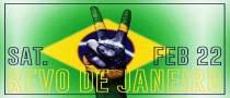 Revo de Janeiro - Brazilian Carnival