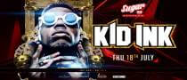 Sugar Bangkok Presents Kid Ink