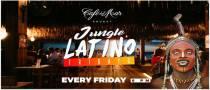 Jungle Latino Friday at Cafe del Mar Phuket