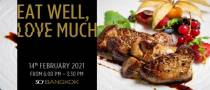 Eat Well, Love Much at SO/