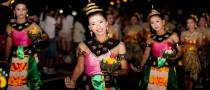 Loy Krathong Celebrations in Samui