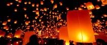 Loy Krathong Celebrations in Pattaya