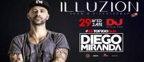 DJ Mag Official Event w/ Diego Miranda