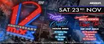 Mixx Pattaya 12th Anniversary Party