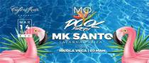 Moloko Pool Party with MK SANTO