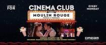 Dream Beach Cinema Club Presents Moulin Rouge