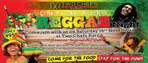 Reggae Night at Two Chefs Karon
