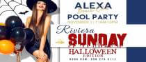 Riviera Sundays | Halloween Edition at Alexa