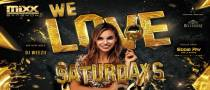 "Mixx Discotheque presents ""We Love Saturdays"""