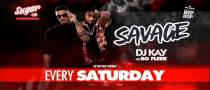 Sugar Phuket Pres. Savage Saturdays